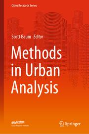 Methods in Urban Analysis