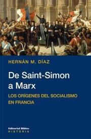 De Saint-Simon a Marx