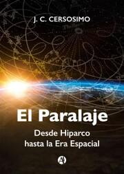 El Paralaje - Cover