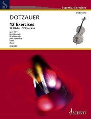 12 Etüden op. 107