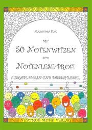 Mit 50 Notenwitzen zum Notenleseprofi