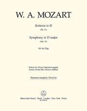 Sinfonie Nr. 11 D-Dur KV 84 (73q)