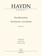 Die Jahreszeiten (The Seasons/Les Saisons) Hob. XXI:3