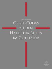 Orgel-Codas zu den Halleluja-Rufen im Gotteslob