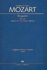 Requiem (Klavierauszug)