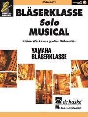 BläserKlasse Solo Musical - Posaune BC