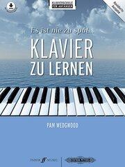Es ist nie zu spät... Klavier zu lernen