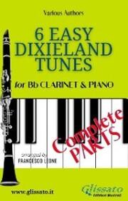 6 Easy Dixieland Tunes - Bb Clarinet & Piano (complete)