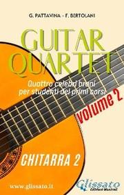 Guitar Quartet vol.2 - Chitarra 2