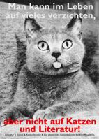 Katzenplakat