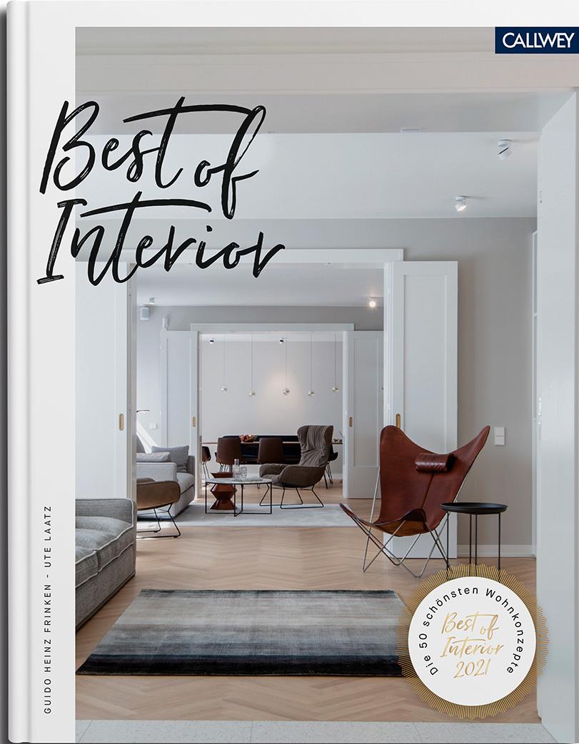 Best of Interior 21 gebundenes Buch   Sutmöller Bücher & mehr